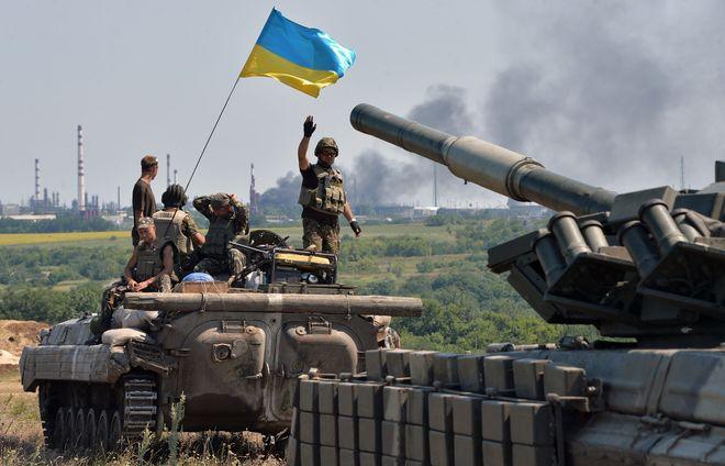 Украинские военные примут участие в учениях в Германии