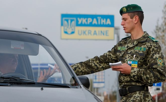 Пограничники посчитали, сколько нелегалов хотели попасть в Украину