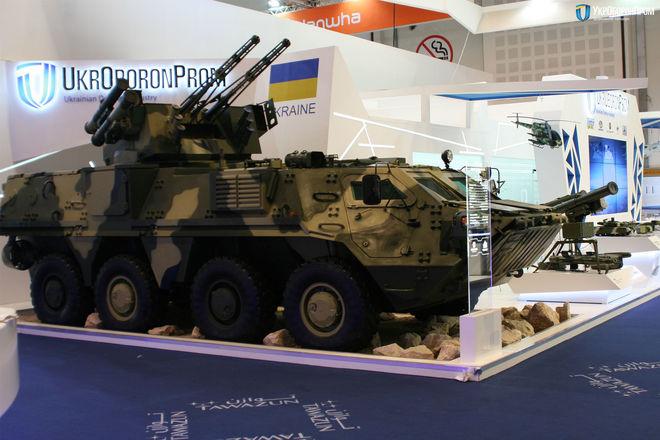 «Укроборонпром» создал 11 000 единиц оружия и военной техники