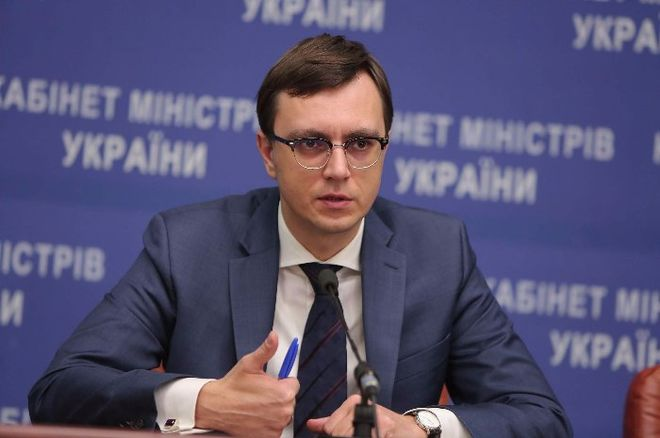 Омелян пообещал украинцам скоростную железную дорогу
