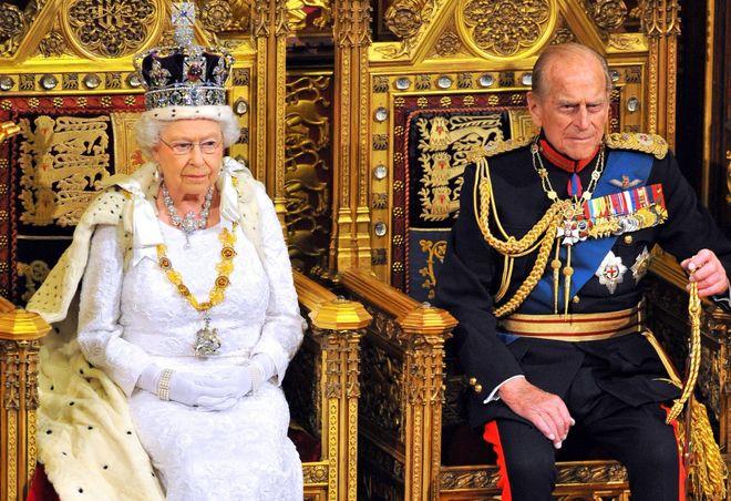 Кто она - тень королевы Великобритании