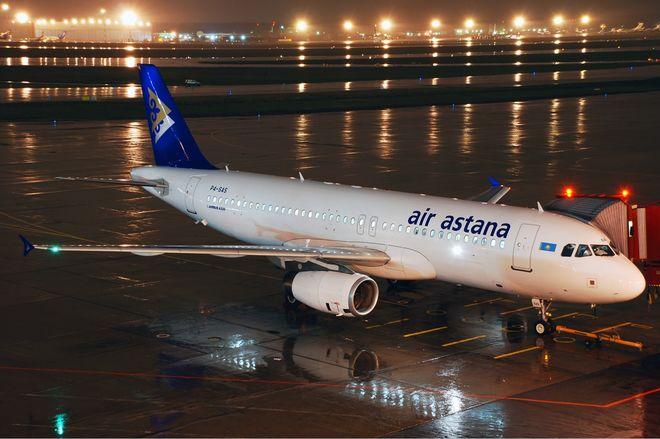 В аэропорт «Борисполь» возобновляют прямые рейсы из Казахстана
