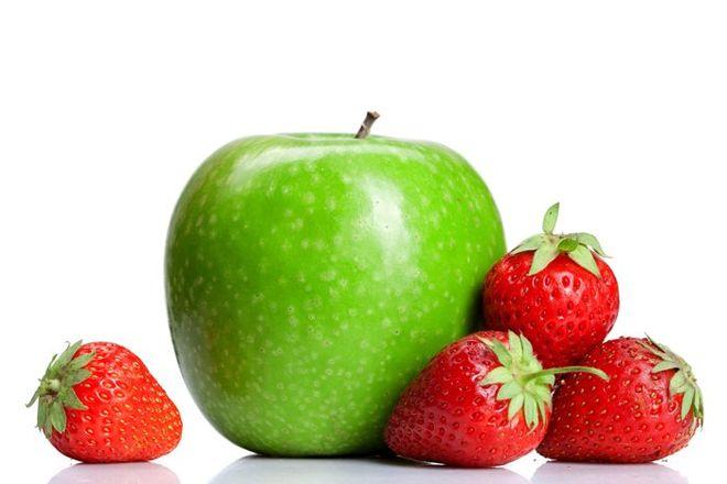 В Украине яблоки подорожали в полтора раза