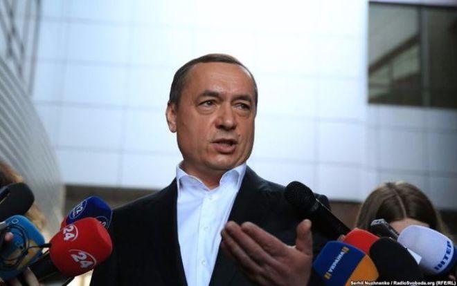 У Мартыненко арестовали акции в трех компаниях