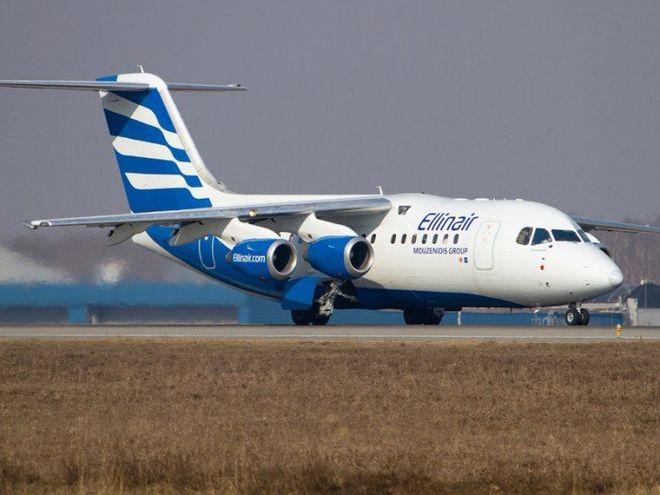 Греческая авиакомпания возобновила полеты в Днипро