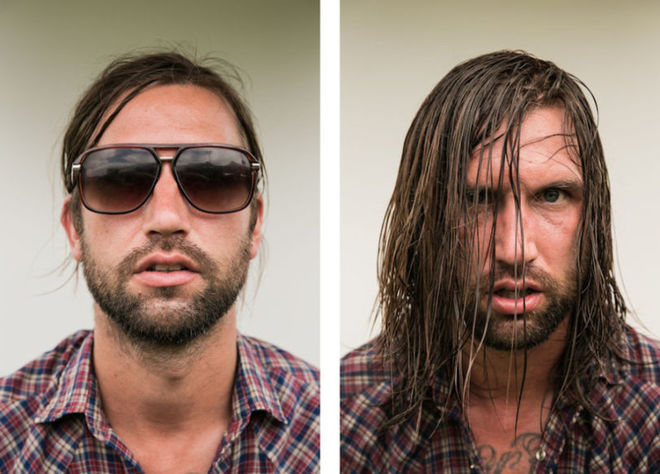 Как выглядят музыканты до и после концертов