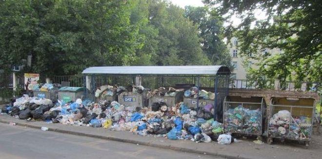 Во Львове начнут по-новому бороться с мусором
