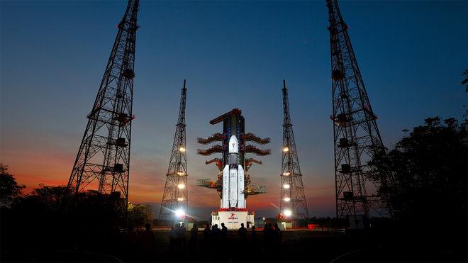 Индия запустила ракету для пилотируемых полетов в космос