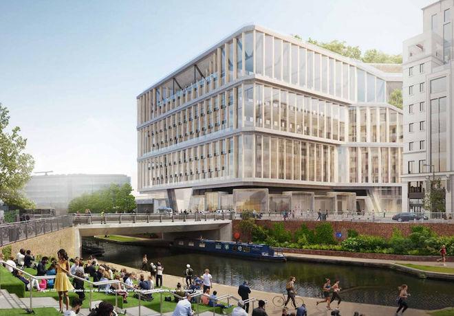 Как будет выглядеть новая штаб-квартира Google в Лондоне