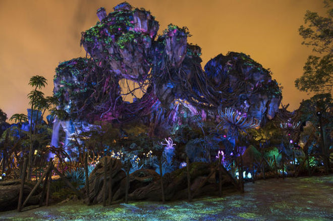 Во Флориде открыли самый дорогой проект компании Disney