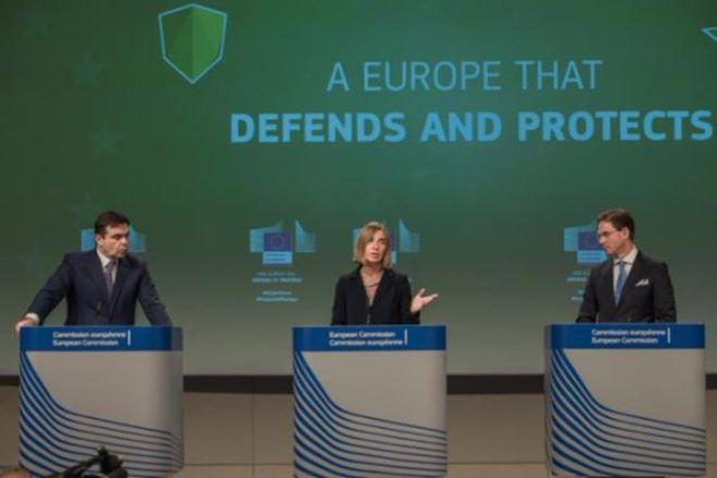 Европа начала собирать деньги на оборону