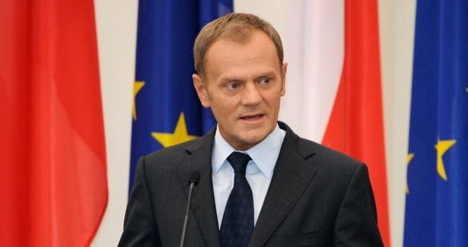 Безвизовый режим сближает Украину и Евросоюз - Туск