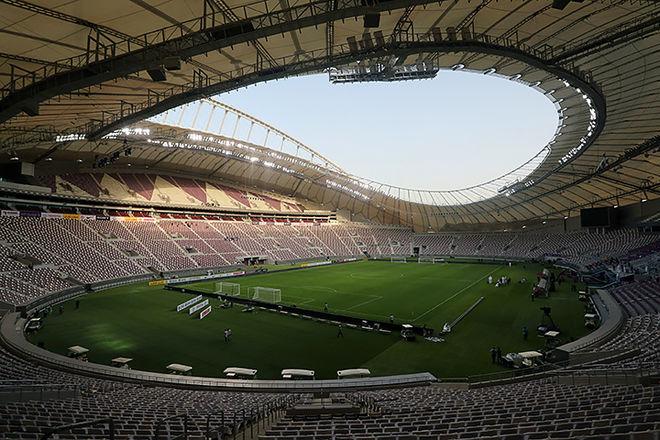 В Катаре открыли первый стадион для Чемпионата мира 2022 года