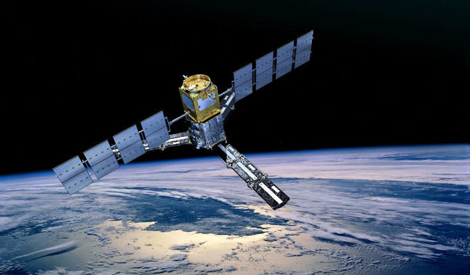 Украинские аграрии будут наблюдать за полями из космоса