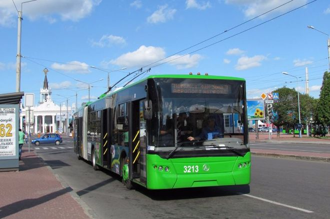 ЕБРР выделит Харькову крупную сумму на закупку новых троллейбусов