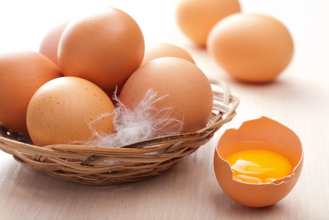 Украина увеличила экспорт яиц на 60%
