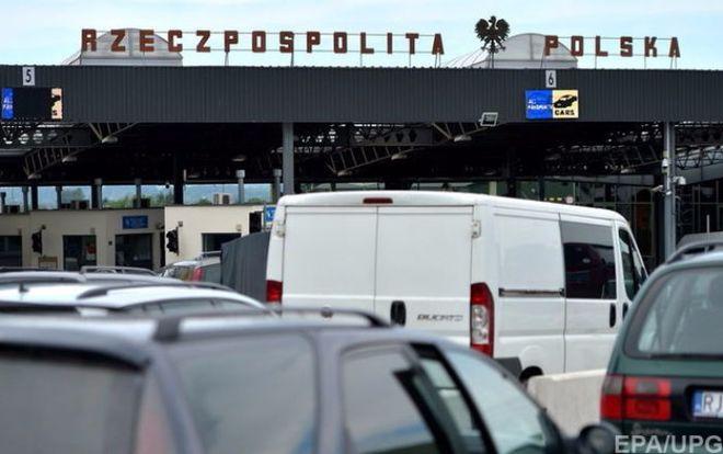Госпогранслужба отчиталась о количестве украинцев, выехавших по безвизу