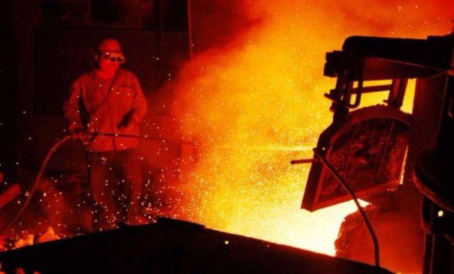 Украинские металлурги активнее расходуют газовые запасы