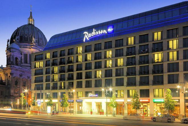 В Одессе построят гостиницу Radisson Blu