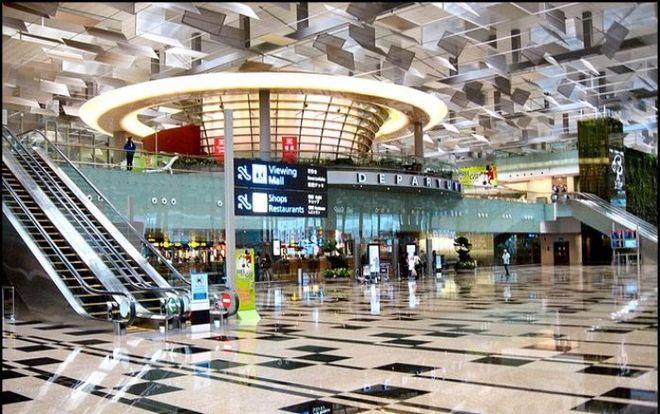 Эксперты назвали лучшие аэропорты мира