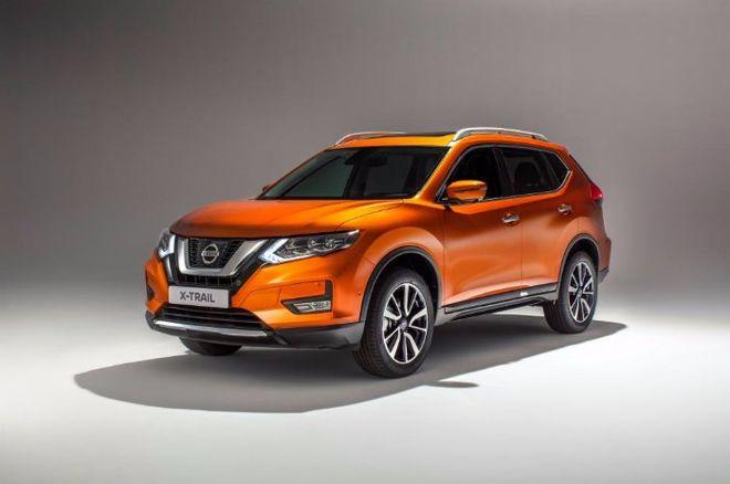 Во время финального матча футбольной Лиги Чемпионов УЕФА компания Nissan представила новое поколение Nissan X-Trail