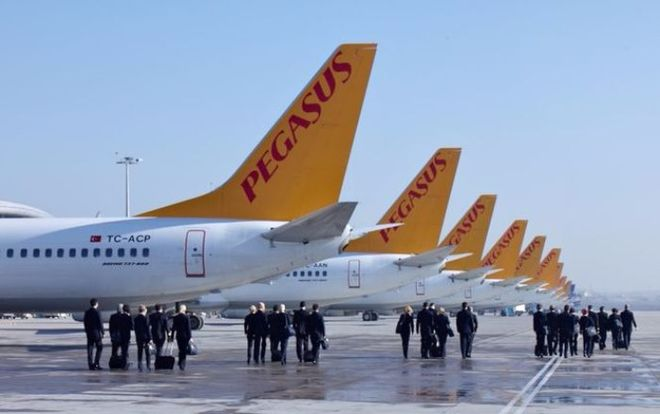 Турецкая авиакомпания запускает новый рейс из Украины
