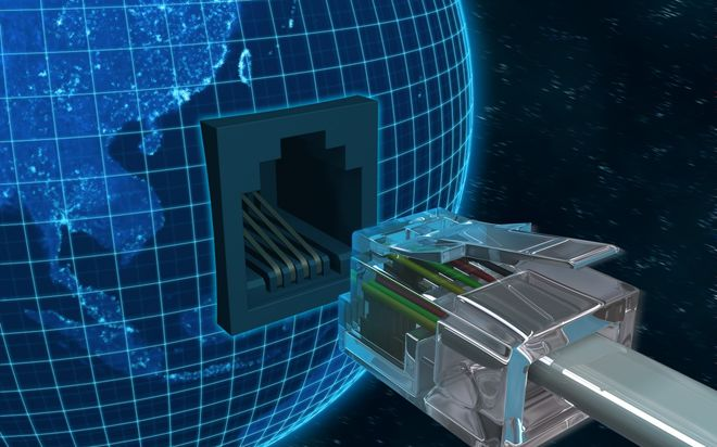 Стали известны объемы рынка доступа к интернету в Украине