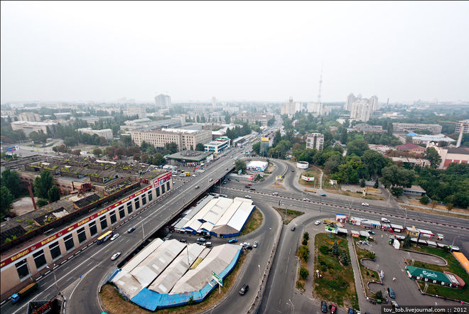 Кличко рассказал, как выбирал проект реконструкции Шулявского путепровода