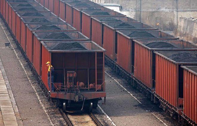 Активисты намерены полностью заблокировать поставки российского угля