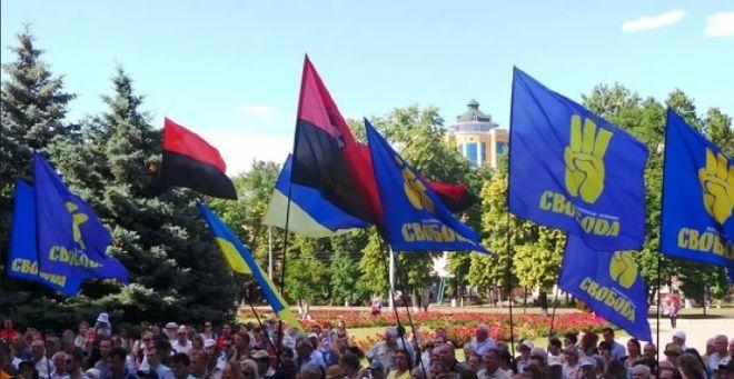 Радикалы готовятся протестовать против Марша равенства в Киеве