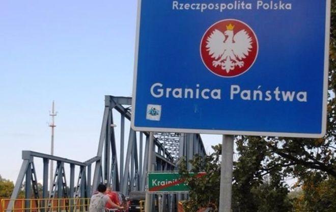 Польские пограничники нашли ребенка в чемодане у украинки