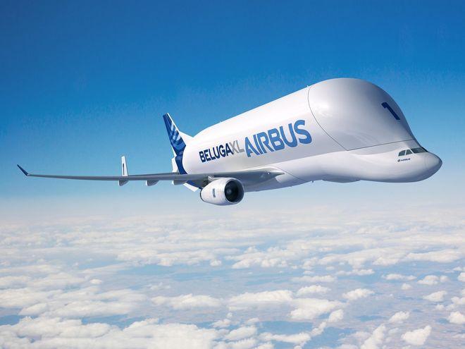 Airbus показал новую версию самого большого в мире самолета