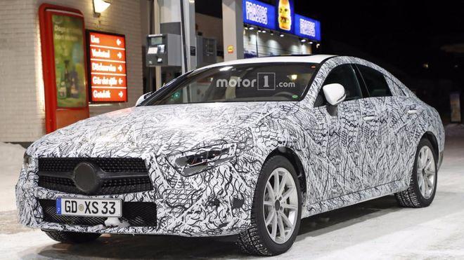 Стало известно, каким будет новый Mercedes-Benz CLS
