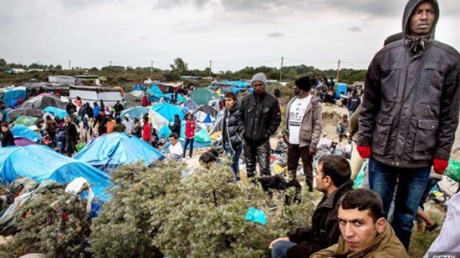 В ОНН посчитали беженцев