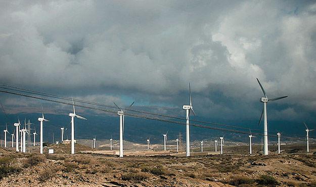В Казахстане запустили ветропарк с украинскими комплектующими
