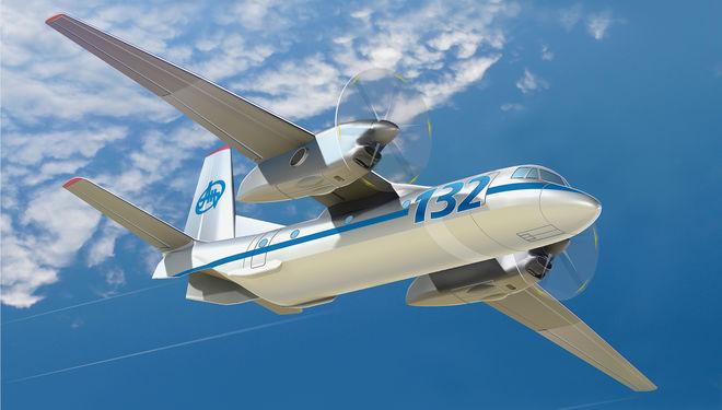Мировая премьера Ан-132D: где состоится это событие