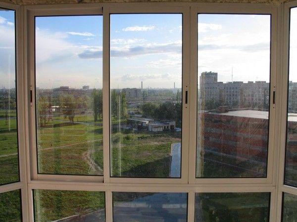 Сколько стоит французский балкон в Киеве?