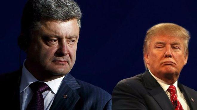В Белом доме не спешат подтверждать встречу Порошенко с Трампом