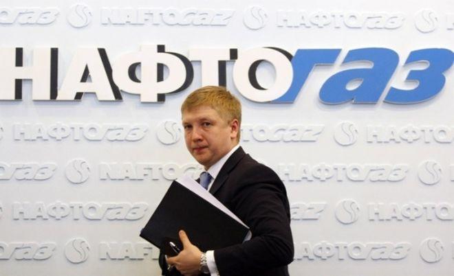 """Глава """"Нафтогаза"""" попросил США наказать участников проекта Северный поток-2"""