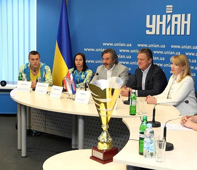 Украина взяла первенство на Чемпионате Европы по прыжкам в воду