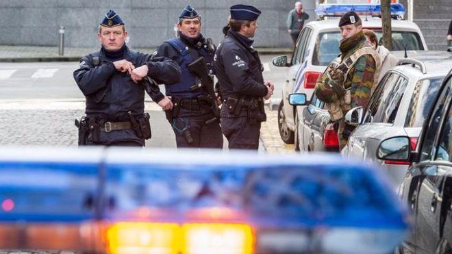 В Брюсселе произошел взрыв на вокзале: террорист ликвидирован