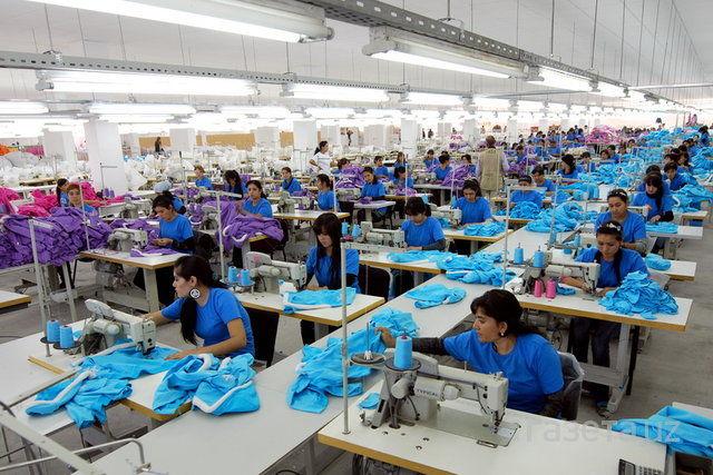 Текстильные предприятия Украины вдвое увеличили свои доходы