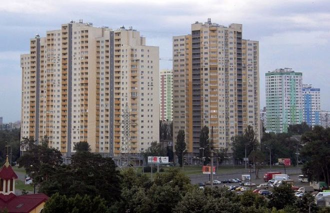 В Киеве продолжают падать цены на квартиры