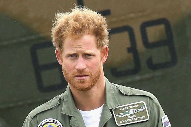 Британский принц Гарри хотел отказаться от титула