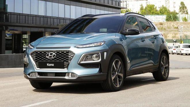 Сегодня стартуют продажи нового Hyundai Kona 2018