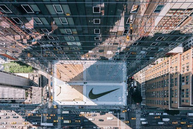Как выглядит штаб-квартира Nike в Нью-Йорке изнутри