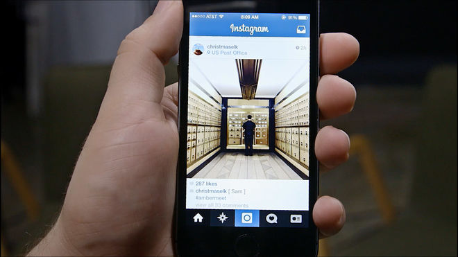 Украинцы перекочевали в Instagram