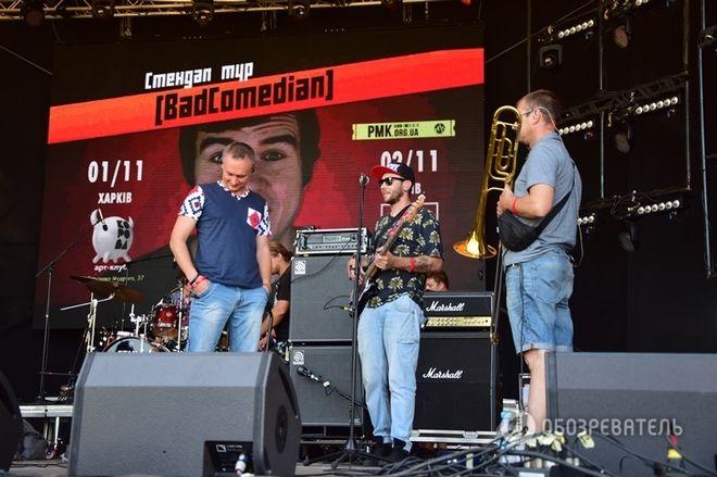 В Киеве стартовал крупнейший рок-фестиваль Atlas Weekend
