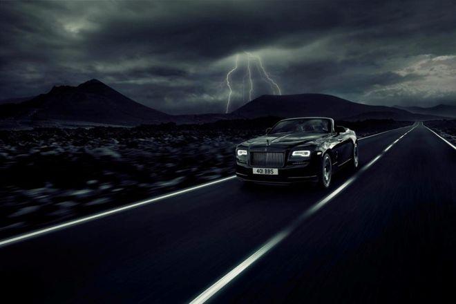 Rolls-Royce презентовал новый кабриолет