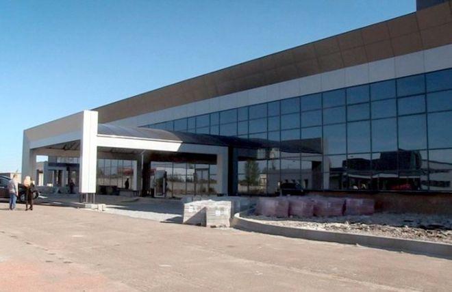 Китайцы готовы дать денег на строительство взлетно полосы в аэропорту Житомир